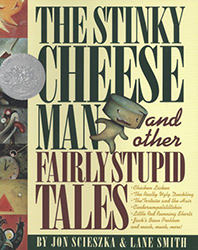 The_Stinky_Cheese_Man_Book_Cover
