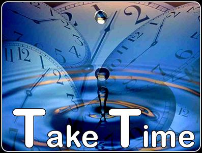 take-time-be-still