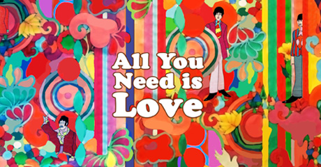All you need is love essays