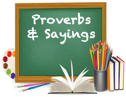 proverbs-sayings